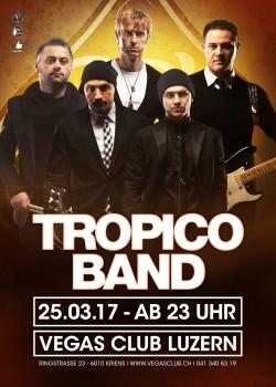 Flyer Tropico Band
