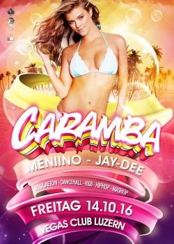 Flyer Caramba