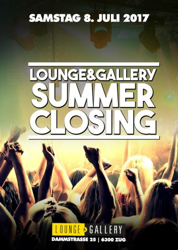 Flyer Summer Closing