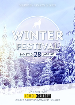 Flyer Winter Festival