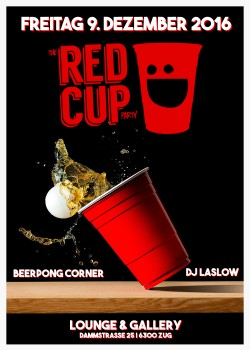 Flyer Red Cup