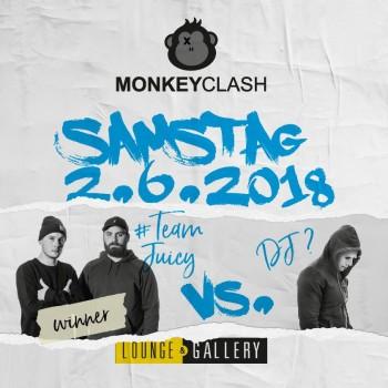 Flyer Funky Monkey - Monkey Clash