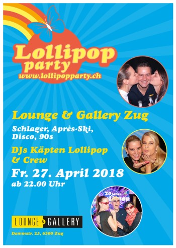 Flyer LOLLIPOP