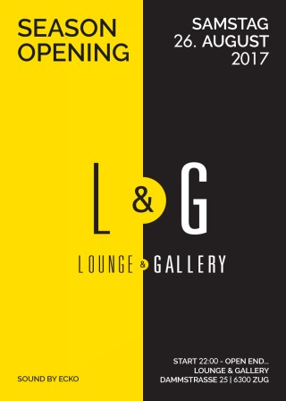 Flyer L&G Season Opening