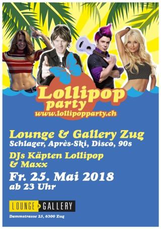 Flyer LOLLIPOP